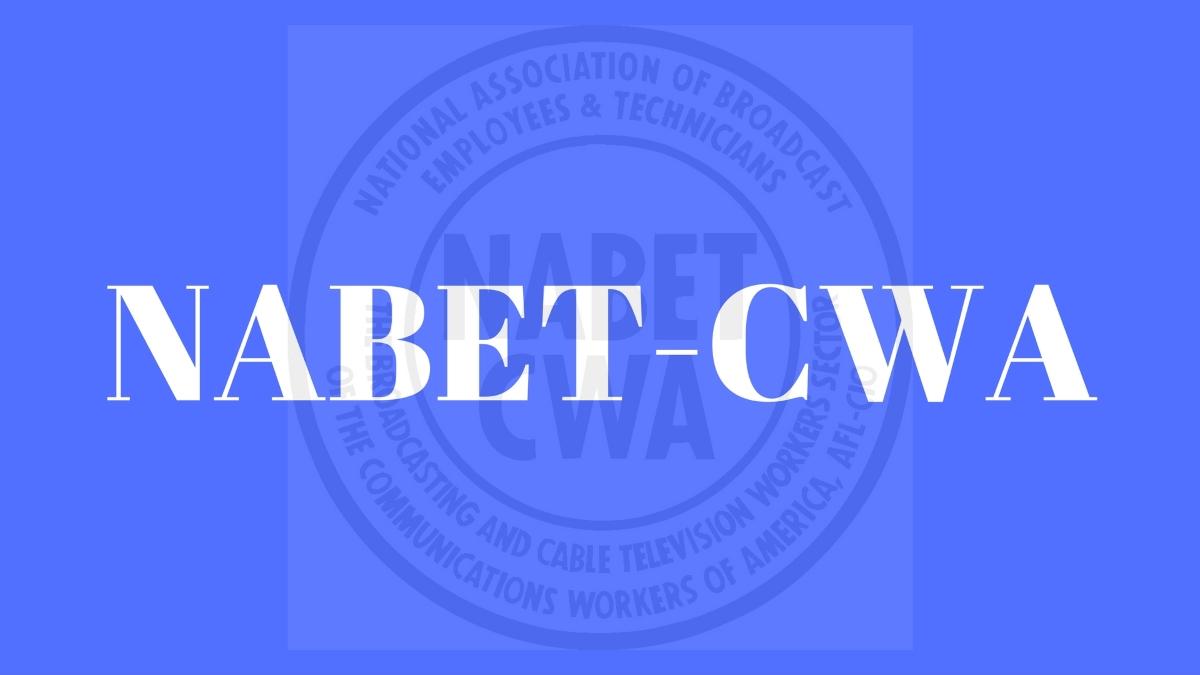 NABET History | National Association of Broadcast Employees