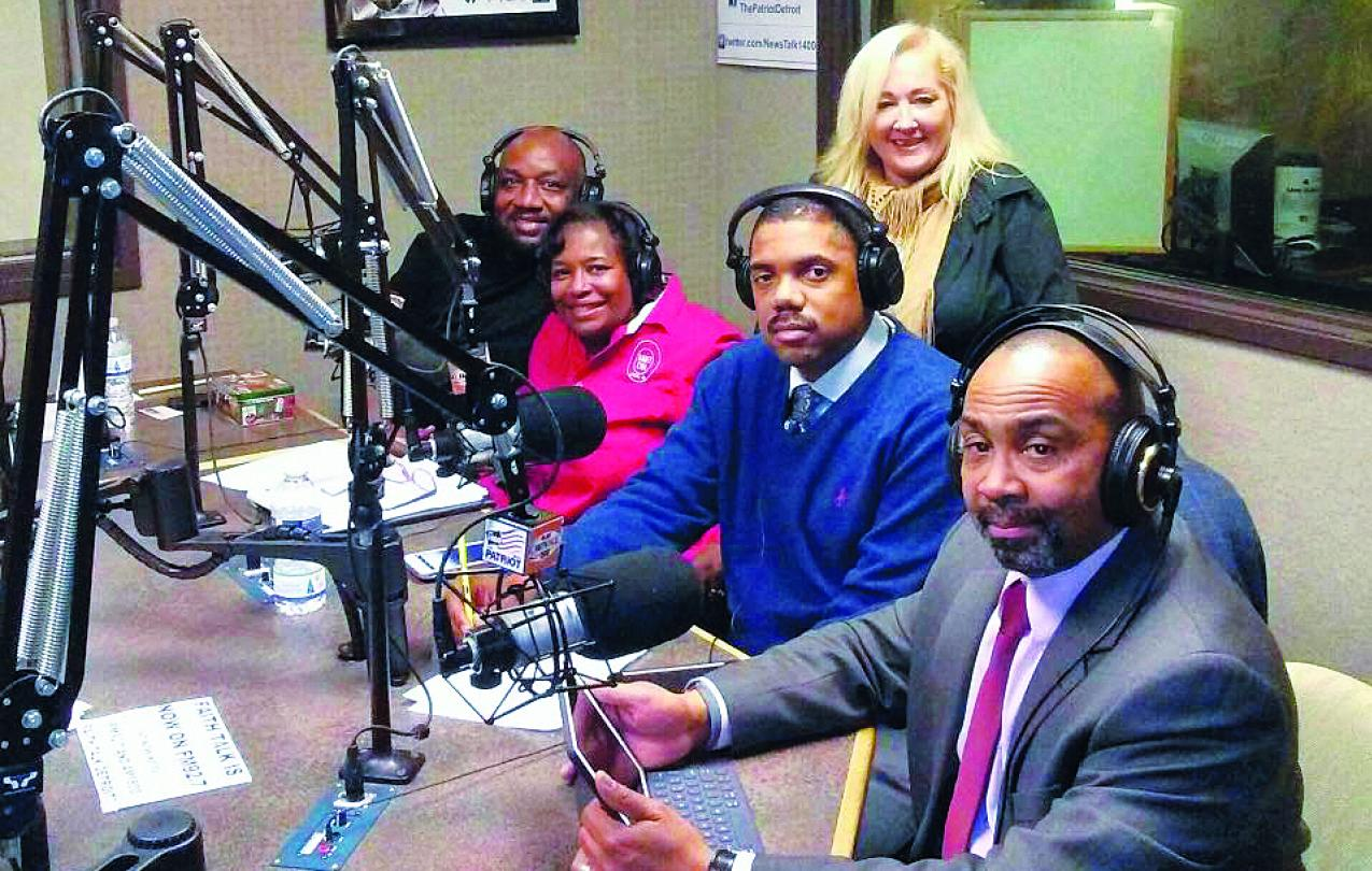 Local 43 President Brings Union Message to Radio
