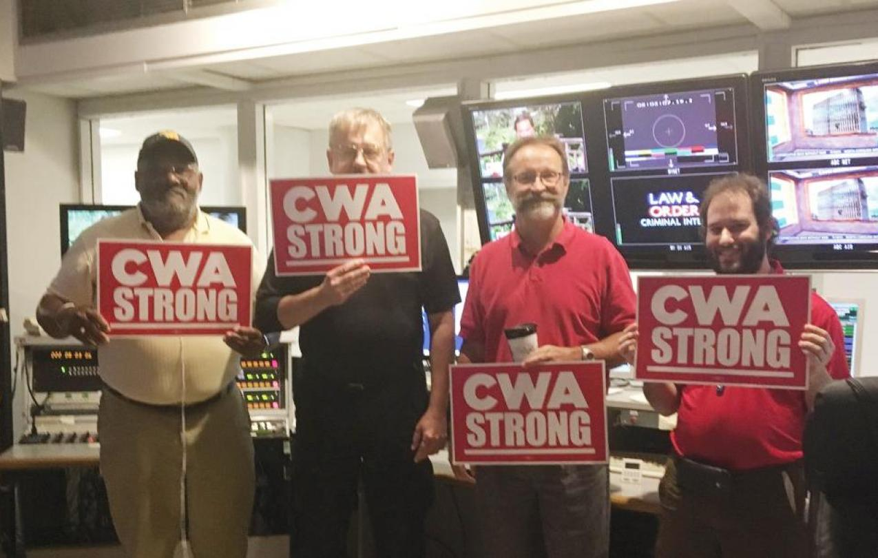 Independent Report - CWA Strong