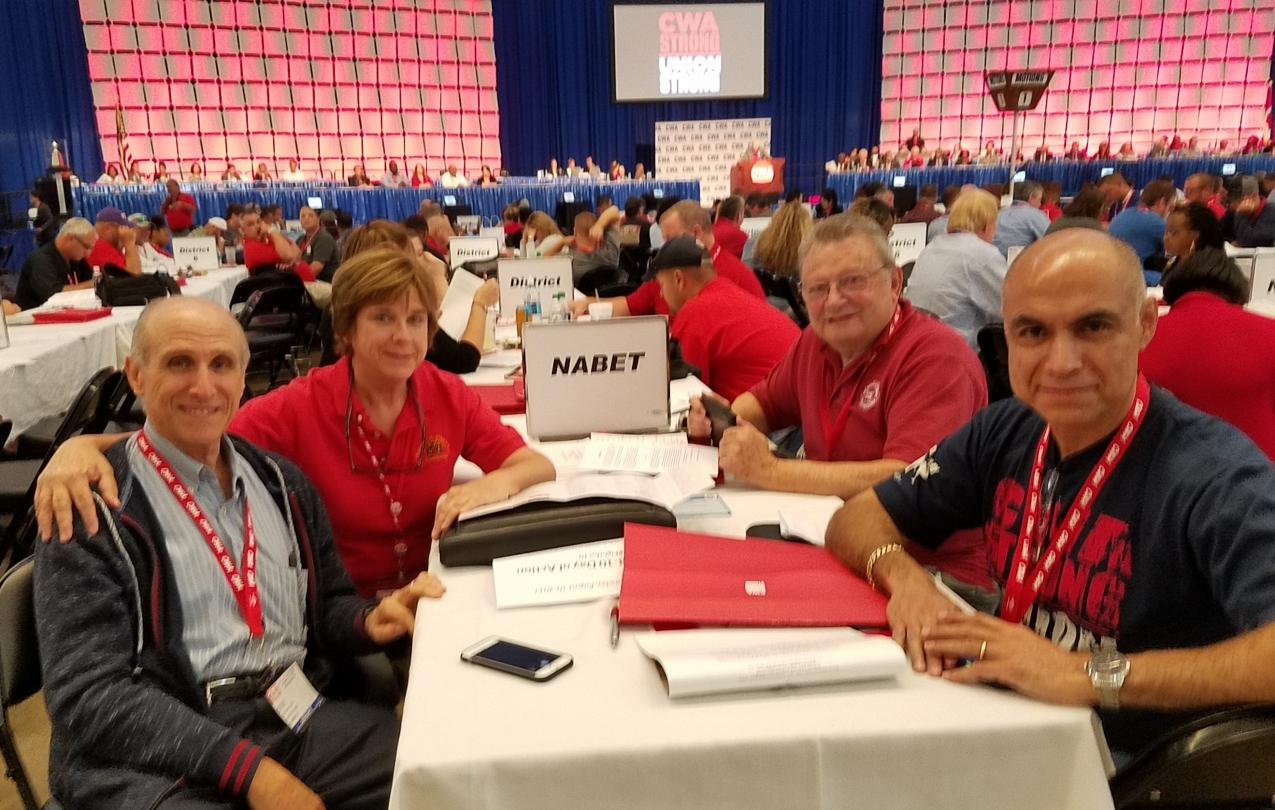 Local 53 Delegates to the Convention