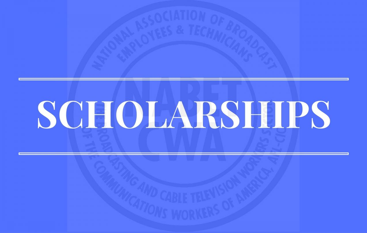 NABET-CWA Scholarships