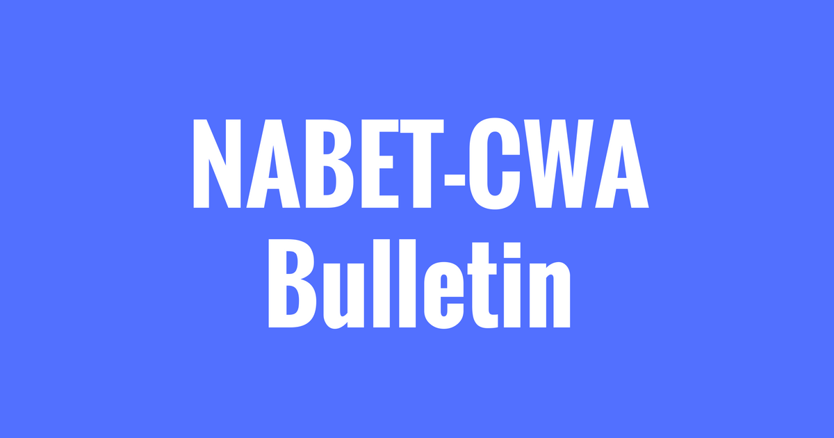 NABET-CWA News Bulletin