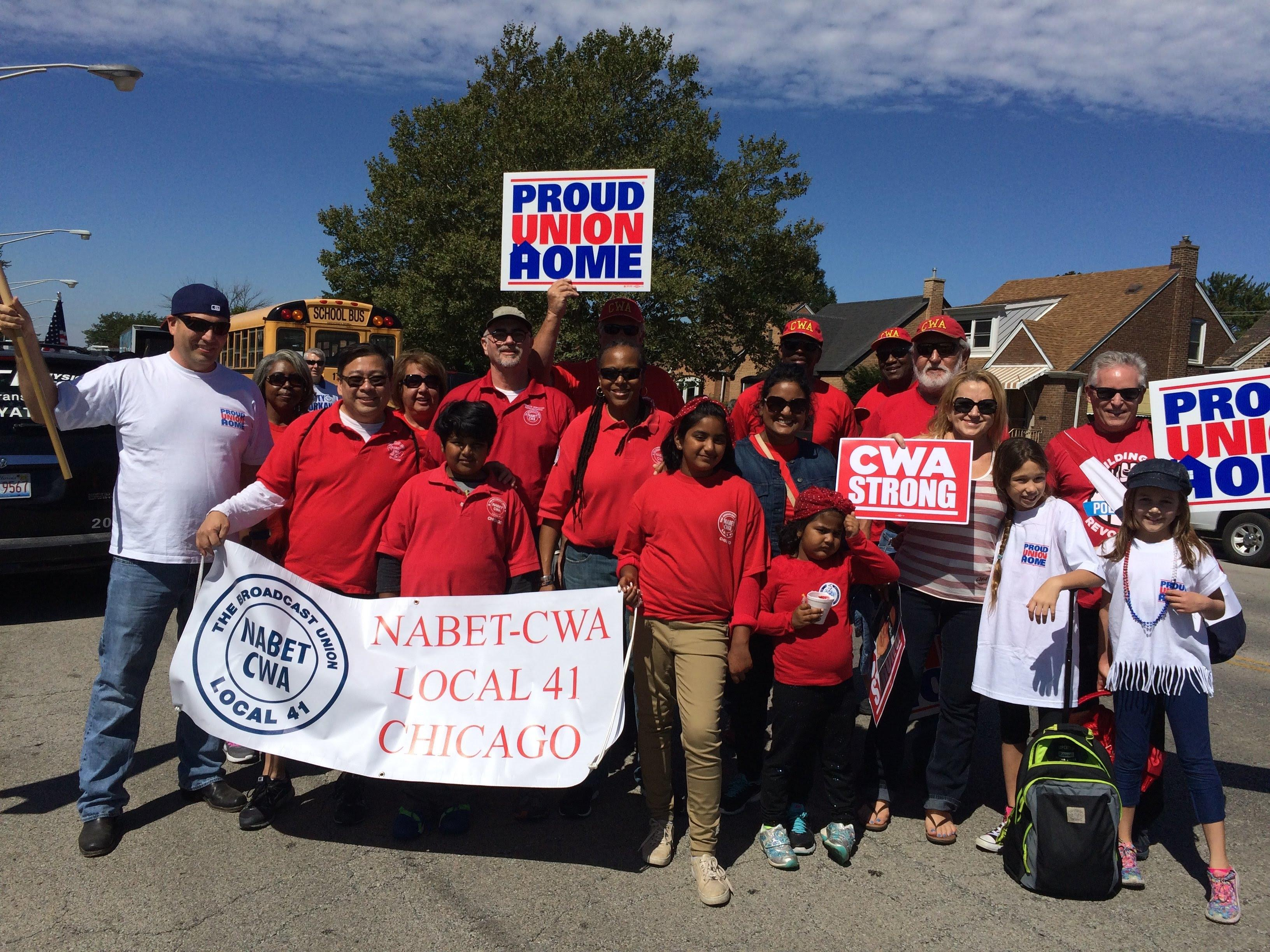 NABET-CWA Local 41 Chicago