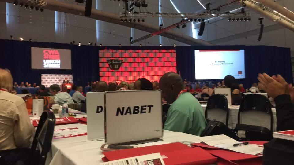 NABET CWA Convention